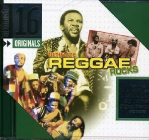 16-Ultimate-Reggae-Rocks-2-Bonus-Tracks-New-Factory-Sealed-CD