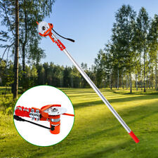 Electric Tree Branch Cutting Tool High Branch Saw Telescoping Switch Not Battery
