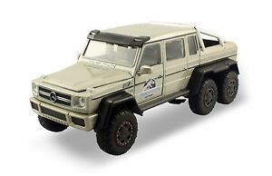 Jada Mercedes Benz Amg Jurassic World Scale Diecast