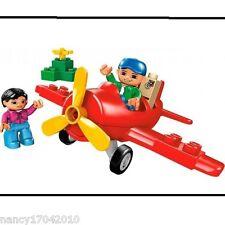 Lego Duplo 5592 Flugzeug Aeroplane wie  Flieger My First Plane Propellerflugzeug