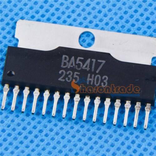 1PCS NEW BA5417 ZIP-15 High-outputdual power amplifier IC