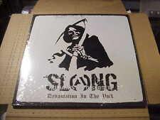 LP:  SLANG - Devastation In The Void  NEW SEALED JAPAN HARDCORE PUNK