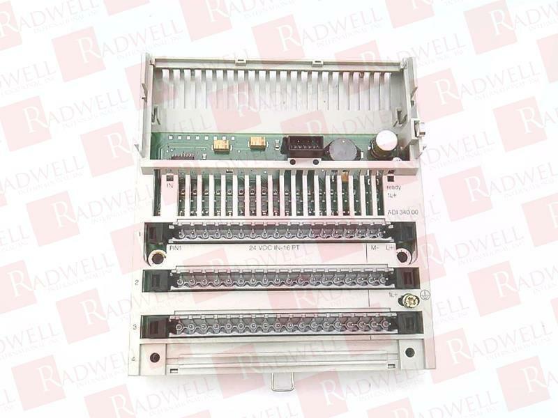 SCHNEIDER ELECTRIC 170-ADI-340-00   170ADI34000 (USED TESTED CLEANED)