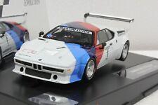 1980 1:32 slot car 27567 No.80 Carrera Evolution BMW M1 Procar BASF