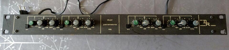 D&R Dual Parametric EQ, D&R Dual Parametric EQ