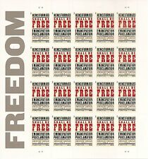 US 4721 Emancipation Proclamation forever sheet MNH 2013