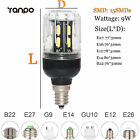 E26 E27 E12 E14 B22 LED Corn Bulb 24W 15W 12W 9W 110V 220V 7030 SMD Light Lamp