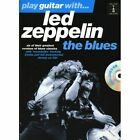 Play Guitar with... Led Zeppelin: The Blues by Music Sales Ltd (Paperback, 2006)