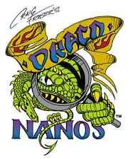Draco Nano Iwata Medea Artool Airbrush Paint Stencil RC Car Craig Fraser Createx