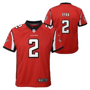 Details about Matt Ryan Atlanta Falcons NFL Nike Youth Red Home Game Jersey