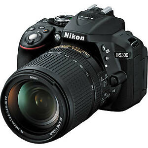 NIKON-D5300-DSLR-CAMERA-BLACK-AF-S-18-140mm-F-3-5-5-6-VR-LENSES-16GB-CARD-BAG
