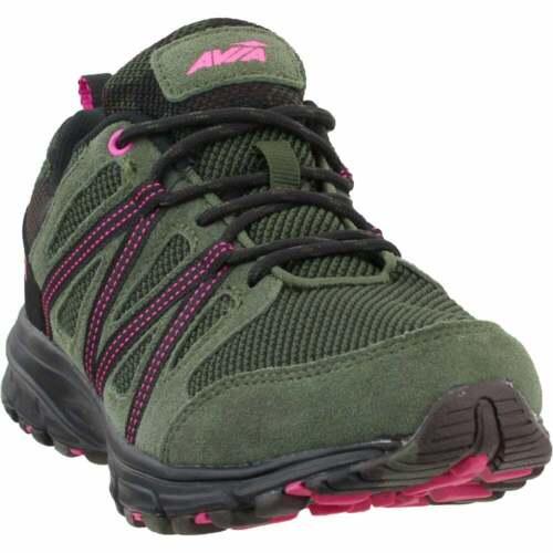 Green Womens Avia Vertex  Casual Running  Shoes