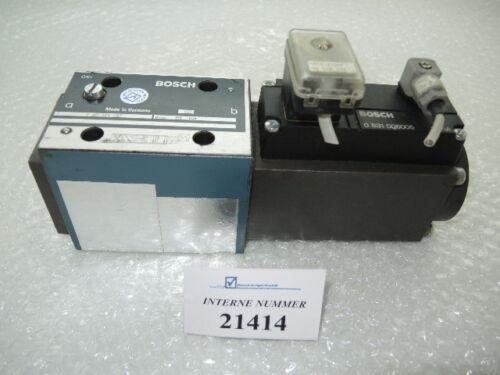 Proportional valve SN. 106.374, Bosch No. 0 811 404 057, Arbug spare parts