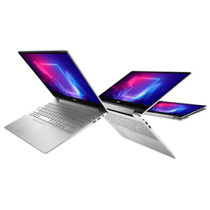 New Dell 7591 2-In-1 (15.6 FHD Touch, Intel i7-10510U,12GB RAM,512GB SSD+29GB)