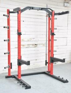 """WE HAVE STOCK eSPORT IRON BULL 350,  84"""" HIGHT ½ RACK (FIRST ORDER FIRST SHIP) Canada Preview"""