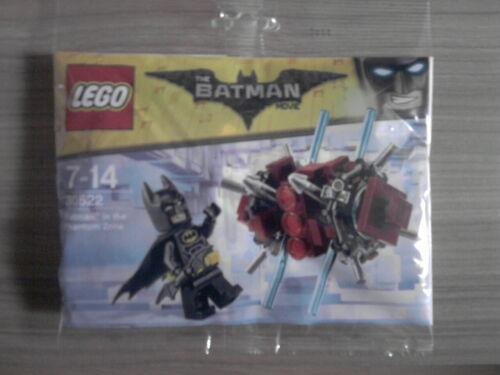LEGO THE BATMAN MOVIE Polybag 30522 BATMAN IN THE PHANTOM ZONE NEU OVP Minifigur