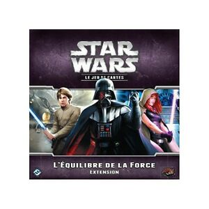 Star wars jce lequlibre de la force - FANTASY FLIGHT GAMES - NEUF