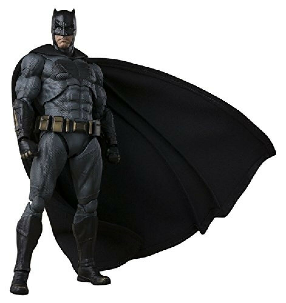 S. H. Figuarts Batman (JUSTICE LEAGUE) approx. 150mm from Japan