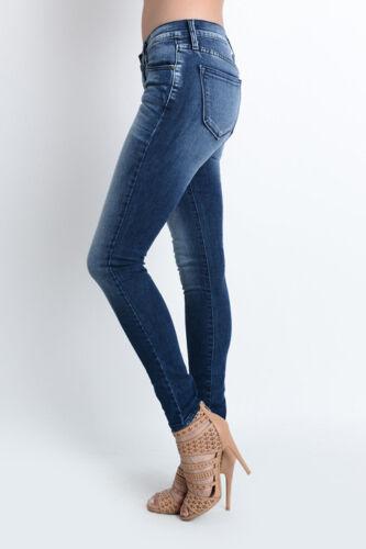 kan Leg 24 størrelse Jean spænde 1 Nwt W 26 Straight denim Stilfuld Premier 5 xYH65wq7U