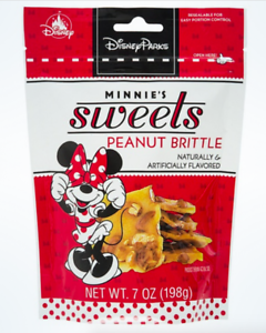 Collectibles Disney Parks Minnie's Bake Shop Yellow Coated Crisped Rice Treats 2oz New-Fresh