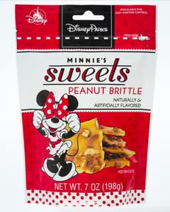 Bag 198g Bake Shop NEW Disney Parks Minnie/'s Sweets Peanut Brittle 7 oz