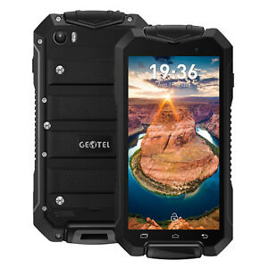 Cellulare-Smartphone-Android-7-0-Geotel-A1-3G-Dual-SIM-3400mAh-IP67-Impermeabile