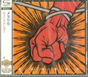 METALLICA-ST-ANGER-JAPAN-SHM-CD-E50