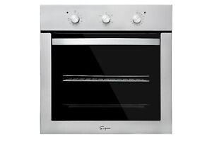 Empava 24 in Electric Single Wall Ovens 240V Built-in 2000W RVs Kitchen Cooker