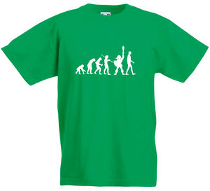 Evolution-of-Missing-Link-Zelda-inspired-Kids-Printed-T-Shirt-Boys-Girls-Tee