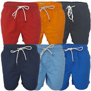 85a1b82c45 Image is loading Mens-Swimming-Shorts-Threadbare -Marina-Knee-Length-Designer-