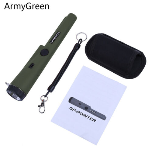 UK GP-POINTER Pin pointer Probe Metal Detector Tuning Holster Automatic Protable