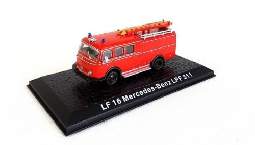 OVP NEU 1//72 FEUERWEHR MERCEDES-BENZ LPF 311 LF 16