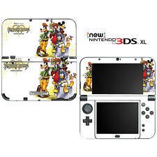 Kingdom Hearts Re:coded for New Nintendo 3DS XL Skin Decal Cover