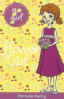 1 of 1 - Flower Girl by Chrissie Perry (Paperback, 2011)
