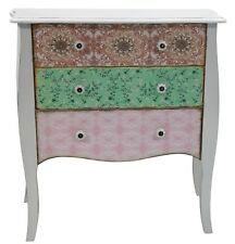 Dresser Antique Pharmacy Shabby Chic Drawer Cabinet Art Deco Country ...