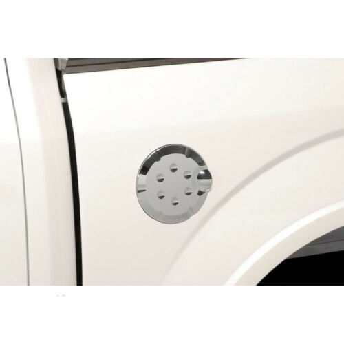 2015-2018 Ford F-150 Fuel Door Lid Gas Cap Chrome Cover OEM NEW VFL3Z-99405A26-A