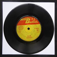 "PRINCE BUSTER Big Five / Musical College PRINCE BUSTER UK Press 7"" 45 REGGAE"