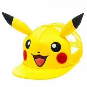 Pokemon-Pikachu-Big-Face-W-Ears-Genuine-AU-Stock