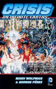 Crisis-on-Infinite-Earths-Paperback-by-Wolfman-Marv-Perez-George-Brand-N