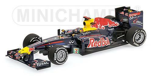 rouge Bull S.Vettel 2011 Japanese Gp World Champion 1 43 Minichamps 410110301