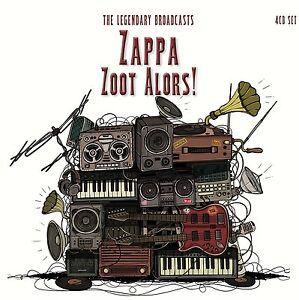 Frank-Zappa-Zoot-Alors-The-Legendary-Broadcasts-4-CD-Set