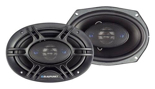 """Blaupunkt GTX690 6x9/"""" 4-Way Coaxial Car Speakers 450W Max"""