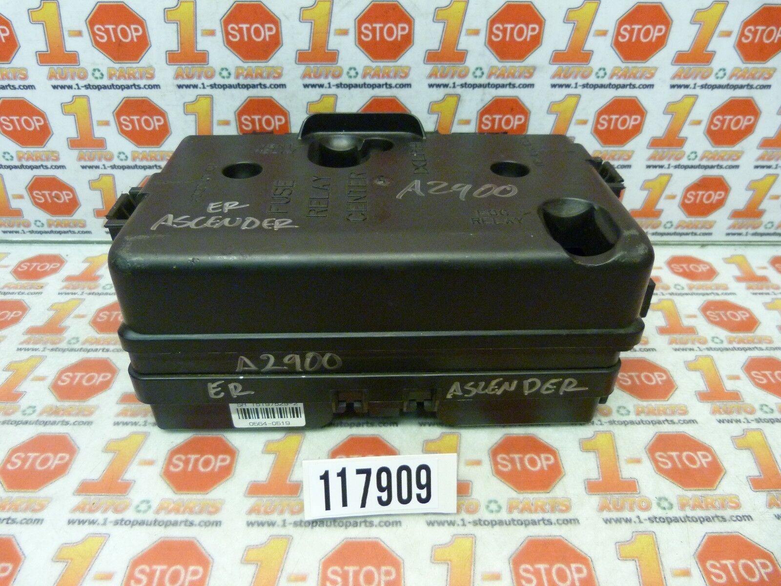 40 40 40 40 40 CHEVROLET EQUINOX ENGINE FUSE RELAY BOX ...