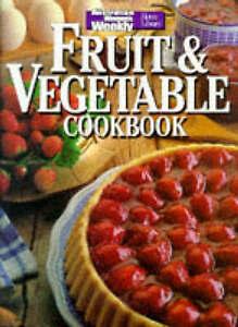 """Fruits et Légumes Cook Book (""""Australian Women's Weekly """"Home Library) par Aust"""