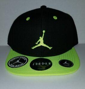 e03b8a66e30 Image is loading Nike-Air-Jordan-Jumpman-Snapback-Cap-Boys-Youth-