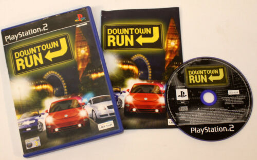 1 of 1 - Downtown Run for Sony PlayStation 2 FREE POSTAGE