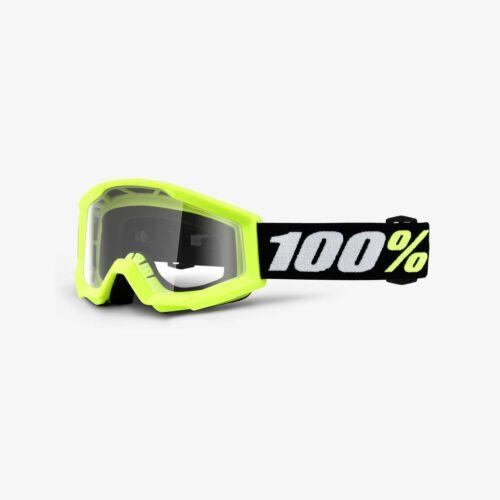 100/% Strata Mini Kids MX Goggles 50600