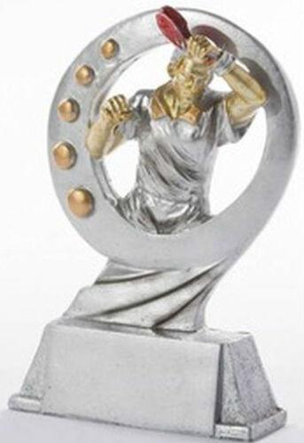 """39370 Tischtennis-Pokal /""""Resin-Figur Herren/"""" mit Ihrer Wunschgravur"""