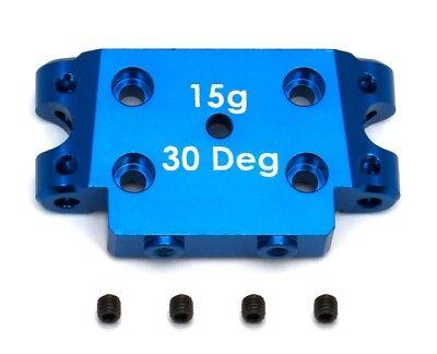 NEW Associated RC10B5 RC10B5M RC10SC5M RC10T5M Aluminum Bulkhead 25 Degree