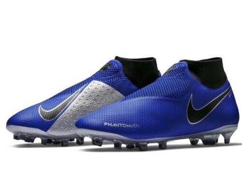 Orig €150 Nike Phantom Vision VSN Pro DF FG 40.5 7.5 6.5 25.5 Football